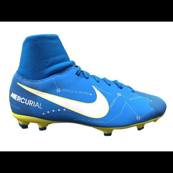 on sale 0be98 53349 Kids Nike Mercurial Victory 6 Neymar Soccer Cleats